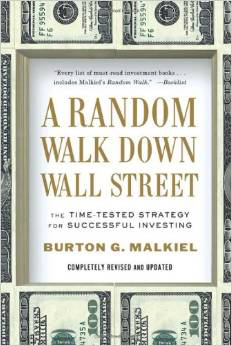 A random walk down Wall Street Wallstreet doesn't want you to know
